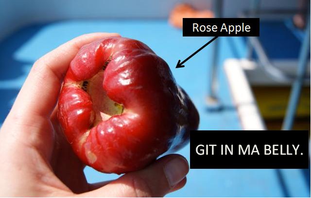 Rose Apple