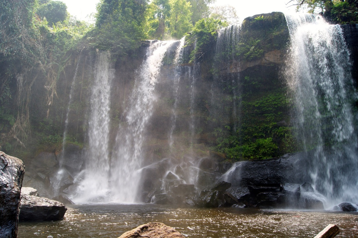 Phnom Kulen National Park Cambodia The Other A List
